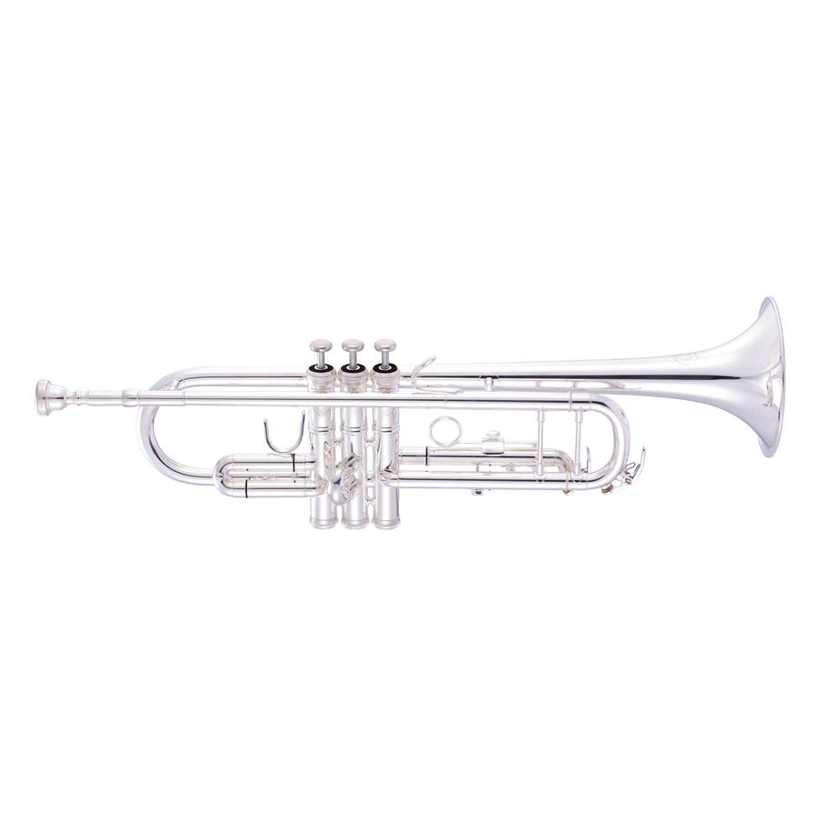 An image of JP151S MKII Trumpet Bb Silver Plated