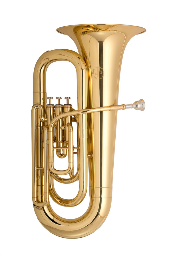 An image of JP077 MKII Tuba Eb in Lacquer