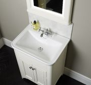 Langham freestanding unit and basin overhead