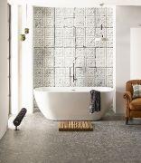 LABC NEW Opus modern acrylic bath