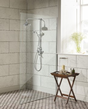 Image 2 Clifton exposed dual function shower system HR
