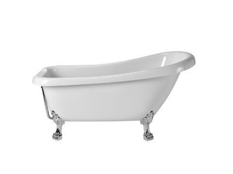 Pic 3 Claremont 1500mm slipper bath