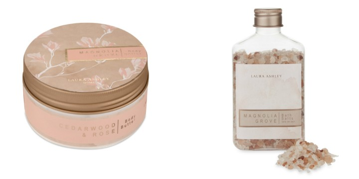 Pic 3 Bath salts and body butter