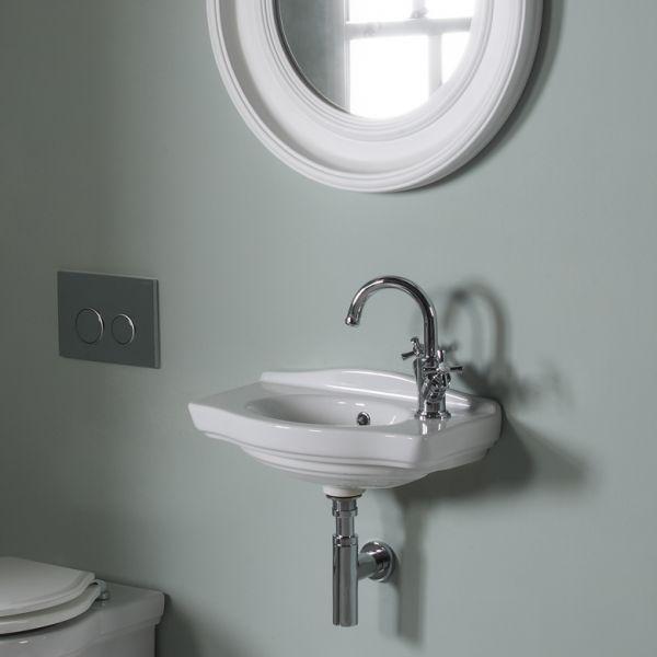 pavilion 500mm basin laura ashley bathroom collection
