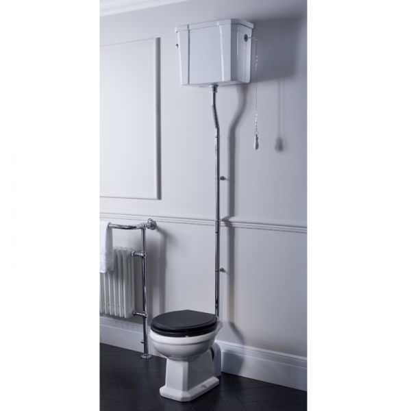 Bloomsbury High Level Wc Pan Cistern Amp Fitting Kit