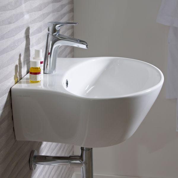 560mm basin amp semi pedestal laura ashley bathroom collection