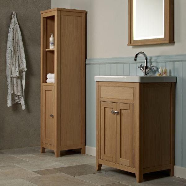 Marlborough Tall Boy Laura Ashley Bathroom Collection