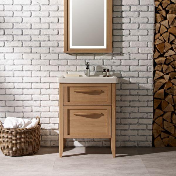 600mm freestanding unit basin laura ashley bathroom collection
