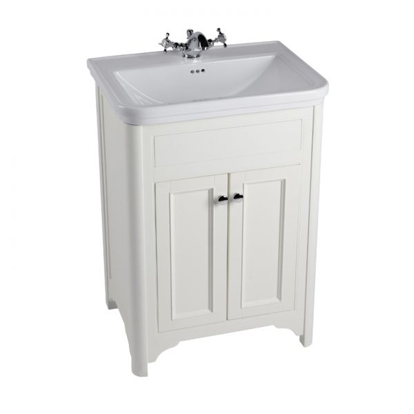 Langham 600mm Freestanding Unit Basin Laura Ashley Bathroom Collection