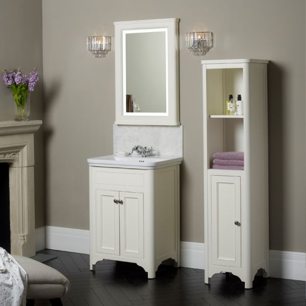 Langham 600mm Freestanding Unit Amp Basin Laura Ashley