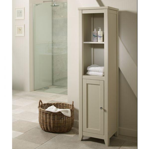 Marlborough Tall Boy - Laura Ashley Bathroom Collection