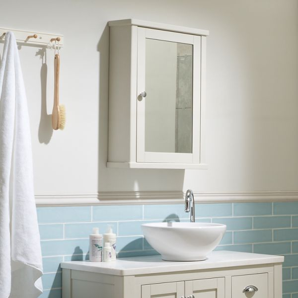 Mirror Cabinet Laura Ashley Bathroom Collection