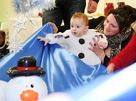 Baby Sensory Christmas Party