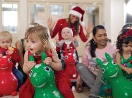 Toddler Sense Christmas Party