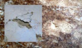 spalling-limestone