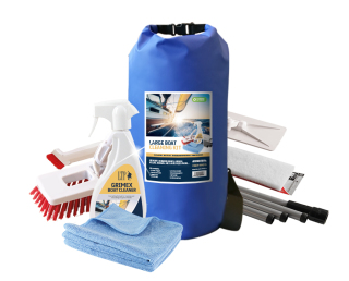 Large Boat Cleaning Kit
