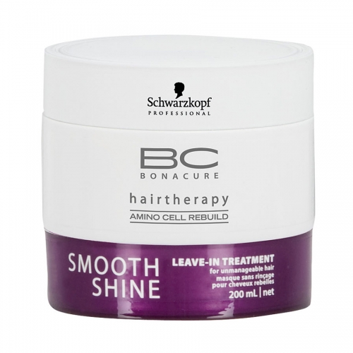 Smooth Shine Leave In Treatment