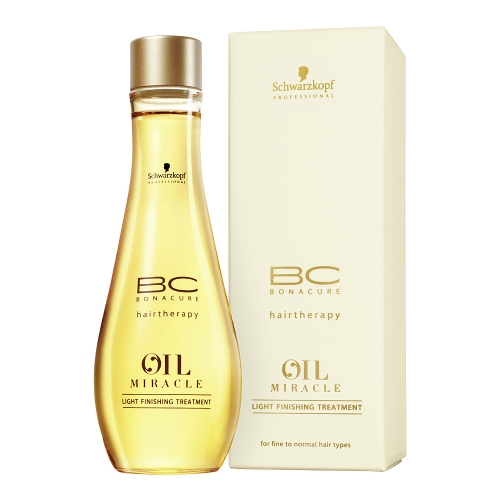 Hairtherapy Oil Miracle Light Finishing Treatment