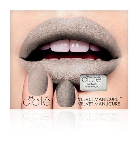Velvet Manicure Set - Mink Cashmere