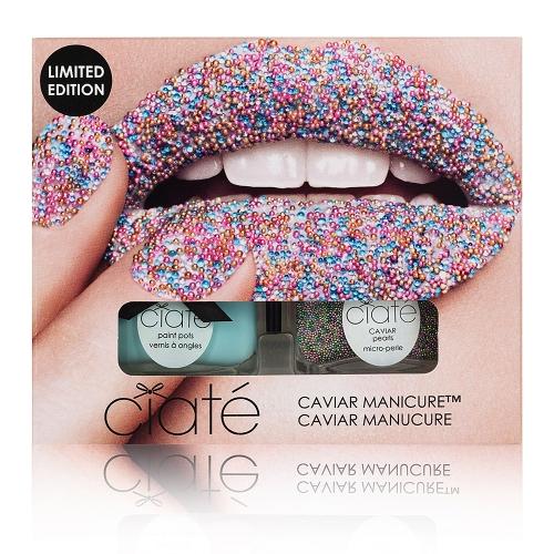 Caviar Manicure Set - Cotton Candy