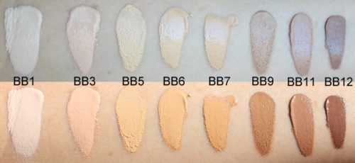 Glow Time BB Cream Samples
