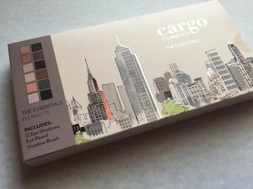 Cargo Cosmetics- The Essential Eye Palette