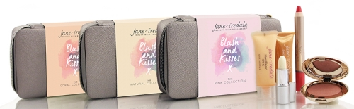 Blush and Kisses 5 Piece Gift Set