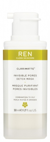 Combination to Oily- Clarimatte Invisible Pores Detox Mask