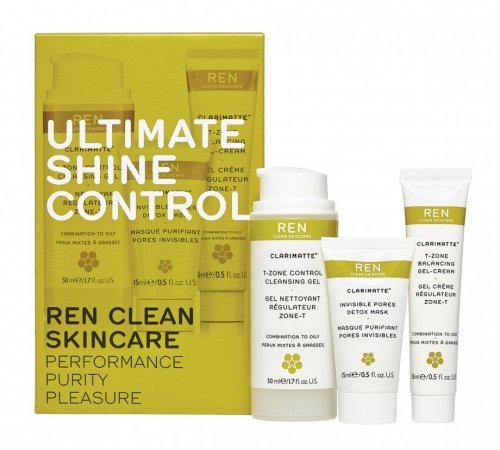 Combination to Oily - Ultimate Shine Control