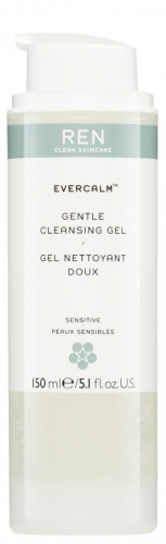 Sensitive Evercalm gentle cleansing gel