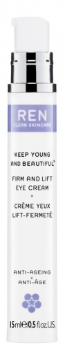 Keep young and beautiful- firm and lift eye cream