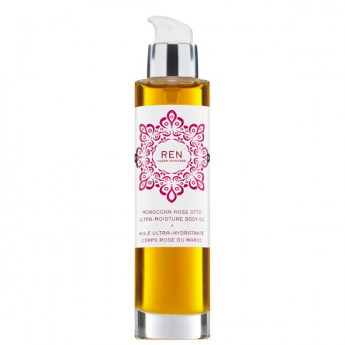 Morocan Rose Otto Ultra-Moisture Body Oil