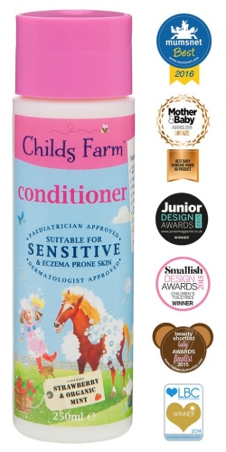 Childs Farm Conditioner- Strawberry and Organic Mint