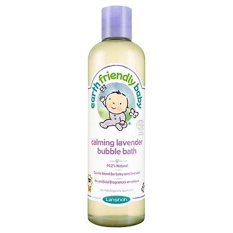 Calming Lavender Bubble Bath
