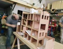3020_12 Working on dolls house