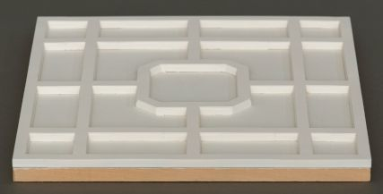 Ceiling Beam (Octagon) - Resin