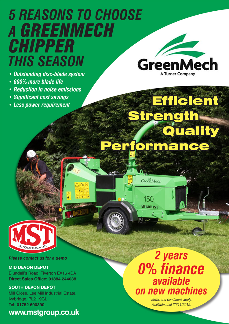Greenmech Campaign Leaflet