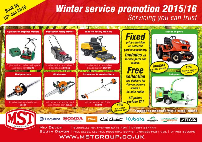 Groundcare winter service 2015 with Ransomes-1