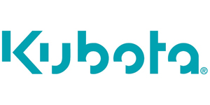 Logo - Kubota 300x150