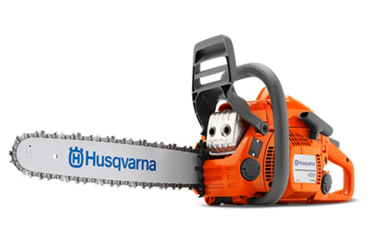 "HUSQVARNA 435 15"" CHAINSAW"