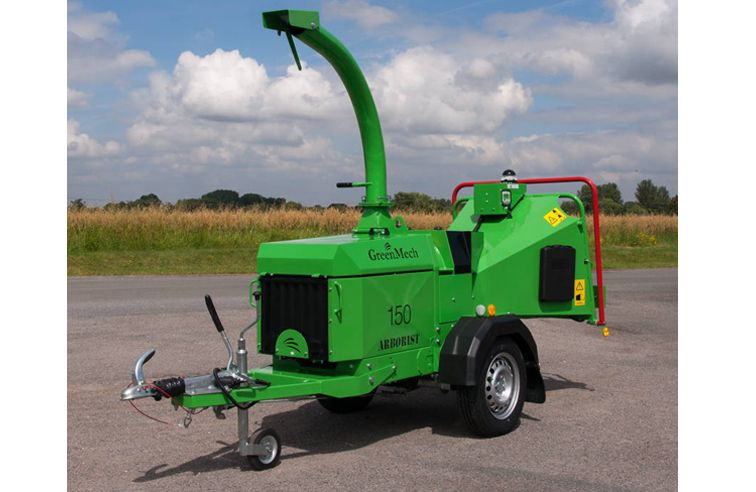 GREENMECH ARBORIST 150 CHIPPER