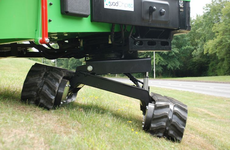 GREENMECH QUADTRACK 160 CHIPPER