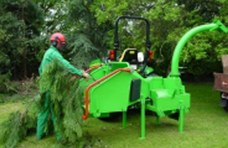 GREENMECH EC150TMP CHIPPER