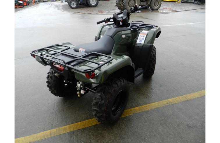 NEW HONDA TRX500