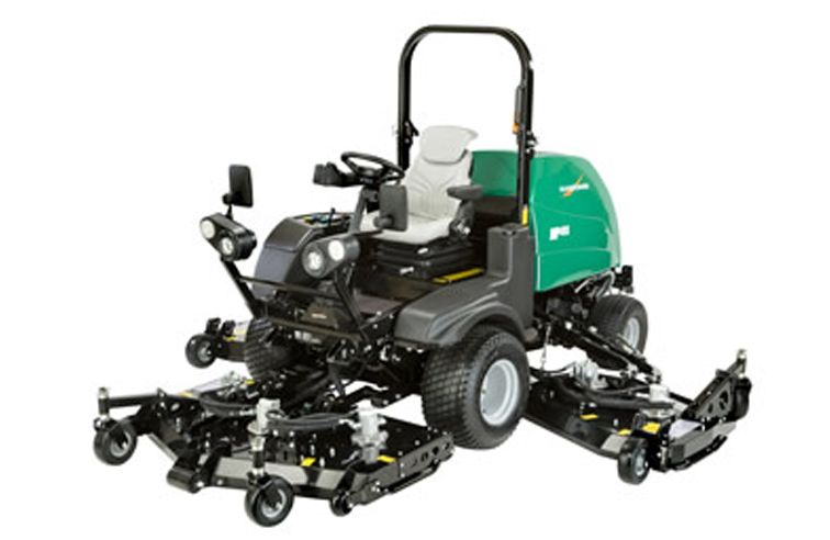 RANSOMES MP653 ROTARY MOWER