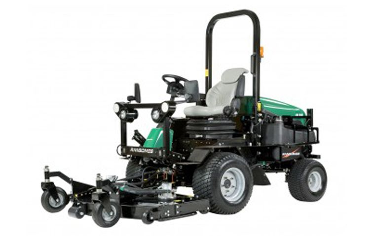 RANSOMES HR300 ROTARY MOWER