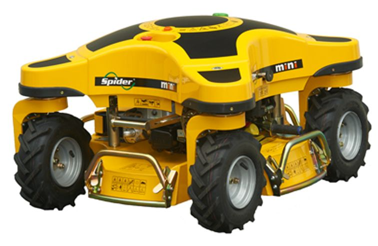 SPIDER MINI ROTARY MOWER