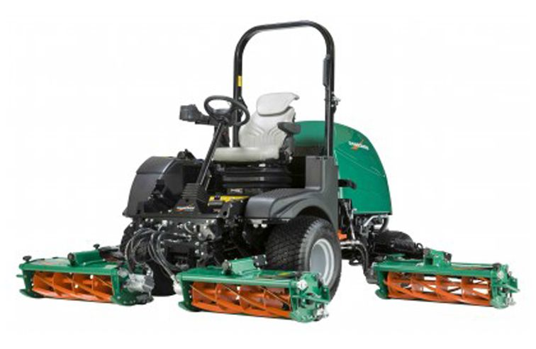 RANSOMES MP495 CYLINDER MOWER
