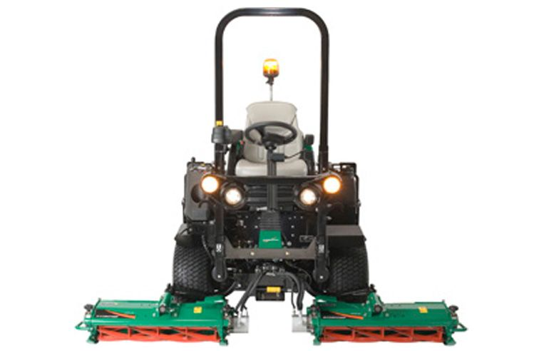 RANSOMES HIGHWAY 3 CYLINDER MOWER