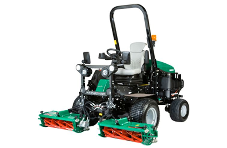 RANSOMES PARKWAY 3 CYLINDER MOWER